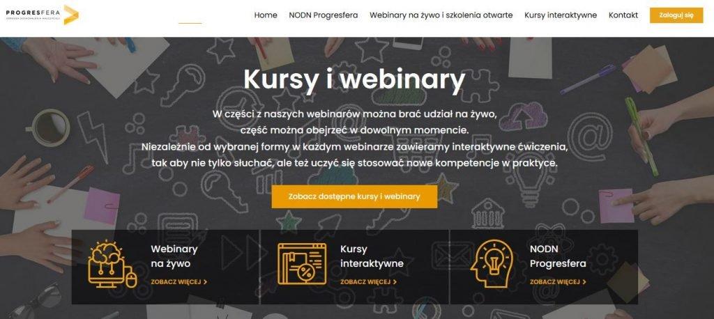 kursy dla nauczycieli online